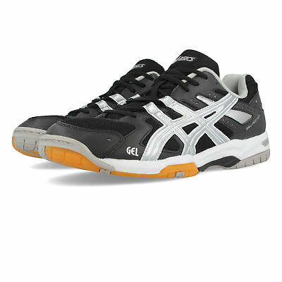 Asics Mens Asics-GEL Rocket 6 Indoor Court Shoes Black Sports Badminton Squash