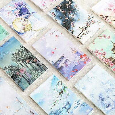 60 Sheets Memo Pad Stationery notebook ScrapBooking convenient School supplies