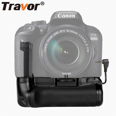 Newest Battery Grips For CANON EOS 800D / 77D / Rebel T7i / Kiss X9i DSLR Camera
