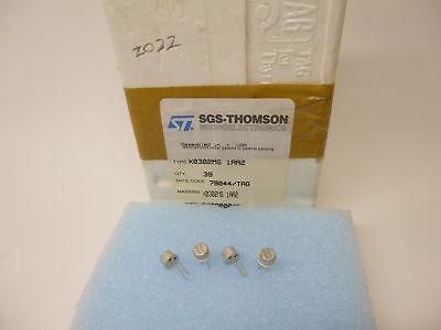 3 Stück/3 pieces X0302 MG SILICN CONTR. RECTIFIER SCR Thyristor 3 A 600V CS39-4M