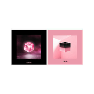 Blackpink 1St Mini Album [ Square Up ] Cd+Booklet+Photo Card