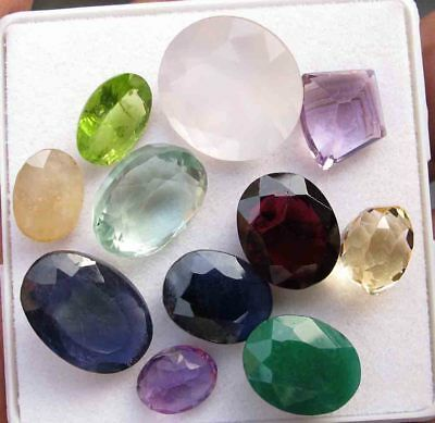 64.20 Ct Mixed Gem Natural Loose Gemstone Wholesale Lot Parcel Lot