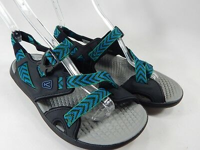 90df8f20eb7d KEEN MAUPIN SPORTS Sandals Men s Size US 9 M (D) EU 42 Black ...