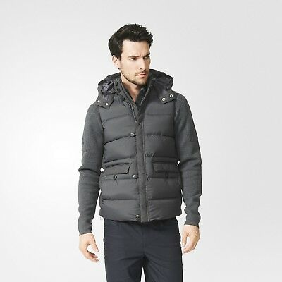 ADIDAS PORSCHE DESIGN Vest Mens Sport Winter Light Down