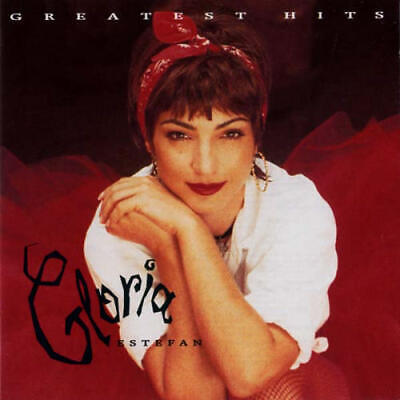 GLORIA ESTEFAN - Greatest Hits (CD 1992) USA Import EXC Latin Pop Best of