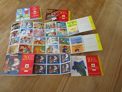 20 First Class Stamps - Free Uk Postage - Genuine -  Save On Postage - £11.99!!!