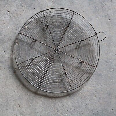 Charming French vintage Wire Work Baking Cooling Racks.