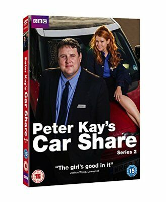 Peter Kay's Car Share - Complete Series 2 [Dvd] New & Sealed