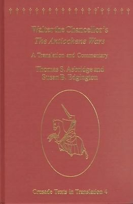 Walter Chancellors Antiochene Wars  BOOKH NEW