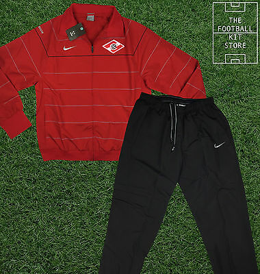 Spartak Moscow Tracksuit - Official Nike Training Wear - Mens - All Sizes