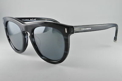 3af17ae690a5 Dolce & Gabbana Sunglasses DG 4281F 29246G Striped Anthracite, Size  52-22-140