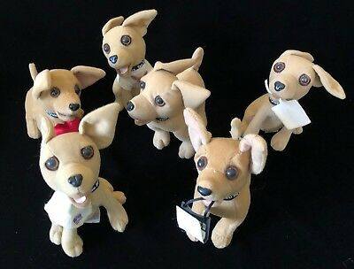 Taco Bell Dog Collectible Chihuahua Stuffed Animals- YOU CHOOSE (Do Not Talk)