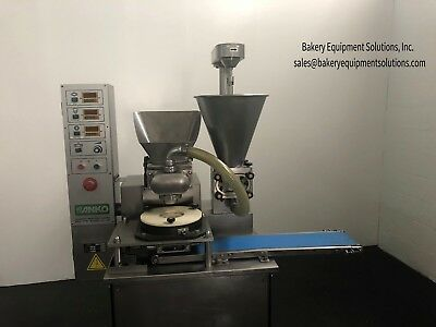 Rheon/ Anko Automatic Encrusting, Food Forming And Filling Machine (Hb 300)