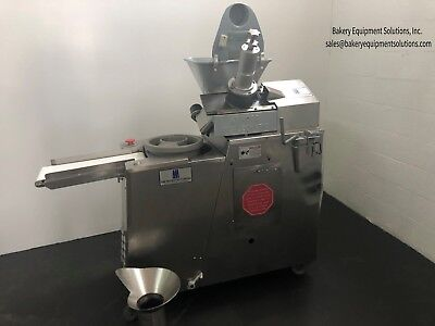 Scale O Matic Pizza Dough Divider And Rounder Model S300