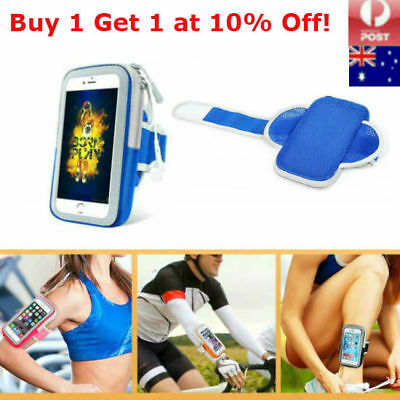Running Mobile Phone Armband Bag Arm Band Strap Holder Outdoor Sport Gym Jogging