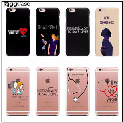 A46 COVER PER iPhone GREY'S ANATOMY FANTASIE VARIE