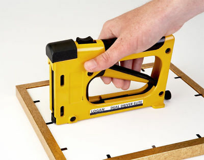 Logan F500-2 Dual Drive Elite Point Driver : Picture Framing Fitting Tool