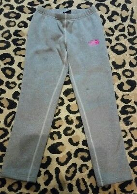 north face gray sweatpants 7/8 crate 6