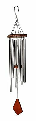 Nature's Melody PG36SV 36-Inch Premiere Grande Wind Chime - Silver