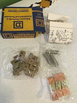 Square D 9998 TA-81 Contact Kit Size 2 Type D And T  3 Pole