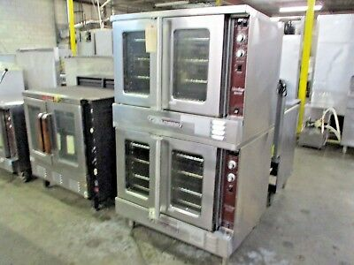 Southbend Gas Convection Oven - Double Stack - Silverstar - SLGS-22SC #12988