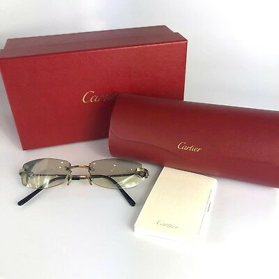 Authentic Pre-owned Cartier Rx Glasses