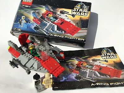 Lego Star Wars A Wing Starfighter75003 Complete With Instructions