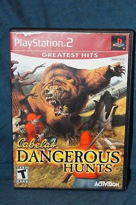 Cabela's Dangerous Hunts (PlayStation 2, 2003)