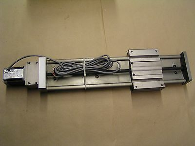 Dolphin Guide By Pacific Bearing Uni-Guide D-100 Series Applied Motion Stepper