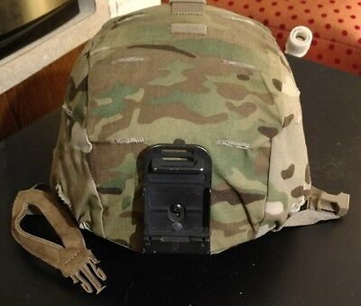Medium SDS Warrior Helmet with Multicam Cover, ACH and Norotos mount
