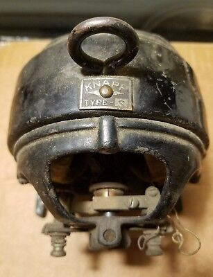 Antique Electric Motor Kn Type S