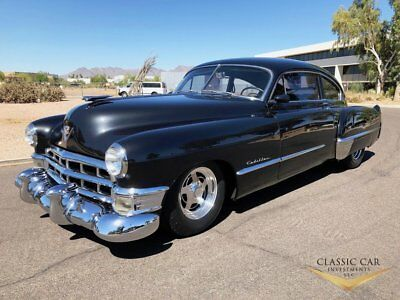 """1949 Cadillac Series 61 Club Coupe 1949 Cadillac """"Series 61"""" Club Coupe Sedanette - Beautiful Car - A/C - PS - PDB!"""
