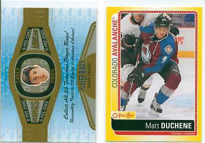 2013-14 OPC Opeechee Rings & Stickers  (Various U-Pick)