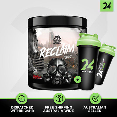 Reclaim by Outbreak Nutrition | Thermogenic Fat Burner Weight Loss | Free Gift!