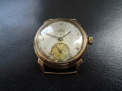 Omega Militaeruhr Uhr 30 T2 1944 18 K Gold 0.750 Armbanduhr Military Watch WW2