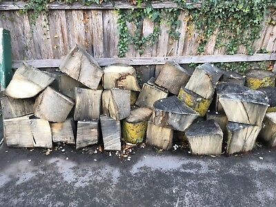 Firewood form ASH TREE - Pick Up from Ringwood North.