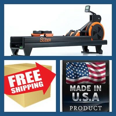 WaterRower Slider Dynamic  Rowing Machine - NEW 2018 model - Made in USA