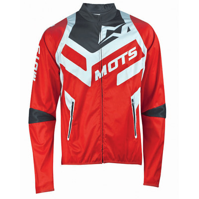 Mots X-Light Trials Jacket Red Size Adult Xl Clearance Price Stock
