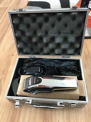 Babyliss Hair Clippers Type T24 7491 In Metal Travel Box