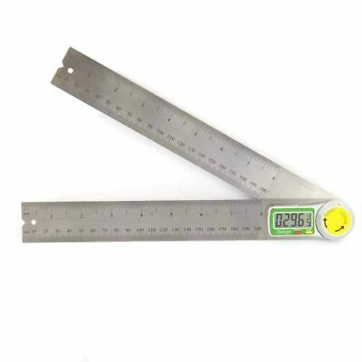 """8"""" Digital LED Read Out Angle Gauge Protractor Electronic Gage Protracter"""