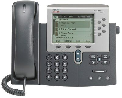 Cisco Unified CP-7962G IP-Telefon NEU