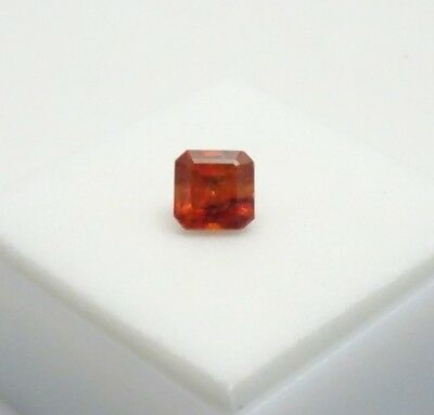 Spanish Sphalerite - 1.77ct - 6.8x6.6mm - Cushion - Spanish Sphalerite Gemstone