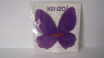 "pince pour cheveux . "" kenzo"""