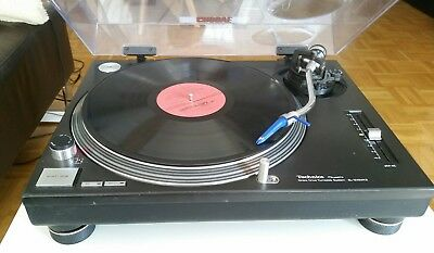 Technics SL-1210 MK II High End Plattenspieler