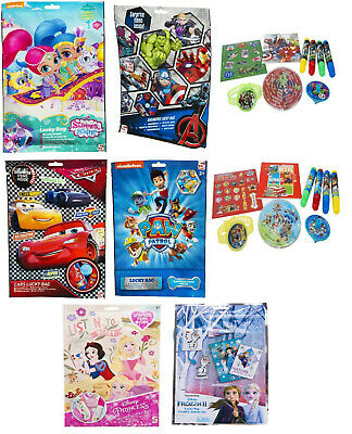 CM Kids Lucky Bag Birthday Party PAW Patrol Boys Surprise Gift Bag 30x21x2.5