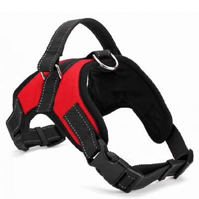 Pet Control Harness for Dogs And Cats Soft Mesh Walk Collar Safety Strap Vest