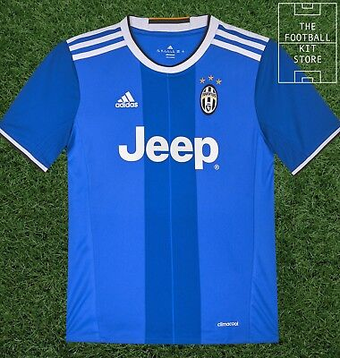 Juventus Away Shirt - Official adidas Boys / Kids Football Jersey - All Sizes