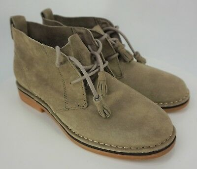 1531c11ebc5 HUSH PUPPIES WOMEN'S Cyra Catelyn HW05490-252 in Taupe Suede Sz 6-9 ...