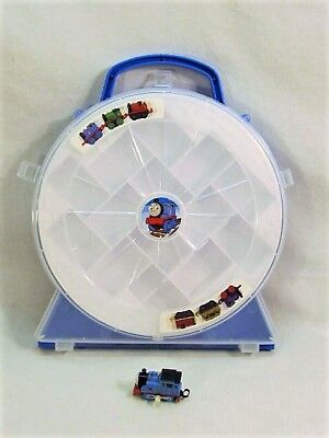 Thomas the Train and Friends Storage Case & Carry All ~ Holds 14 Minis