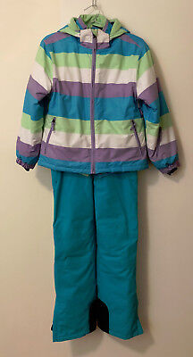 Girls Ski Suit - Jacket and Pants (Size 12)